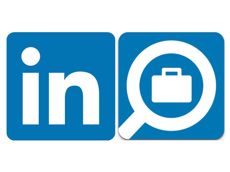 Logoen til LinkedIn og LinkedIn Jobs